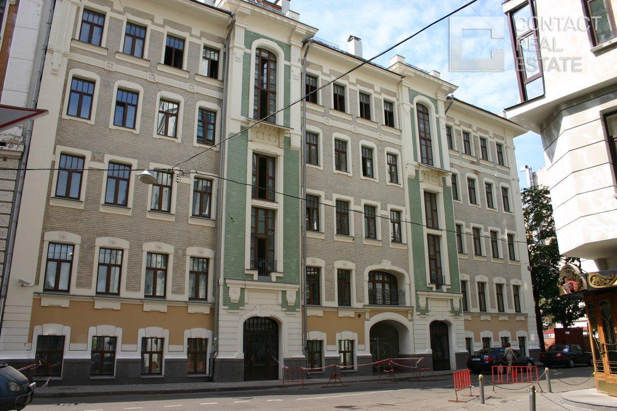 Аренда офисных помещений Саранская улица