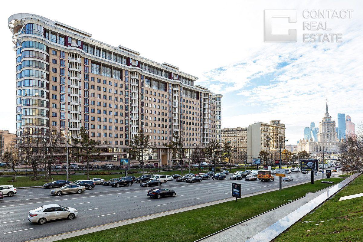 Коммерческая недвижимость новый арбат 2009 Аренда офиса 50 кв Образцова улица