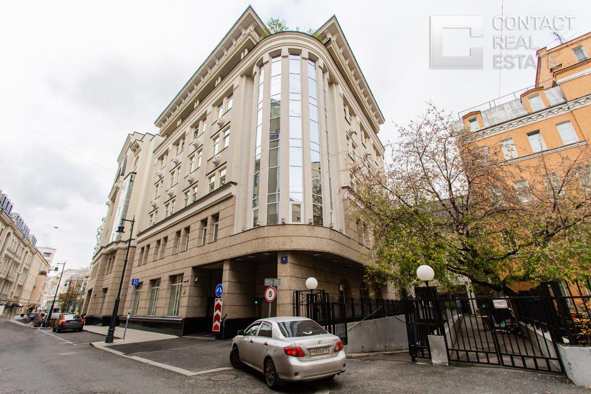 Поиск офисных помещений Козихинский Малый переулок аренда офиса от собственника в сао свао