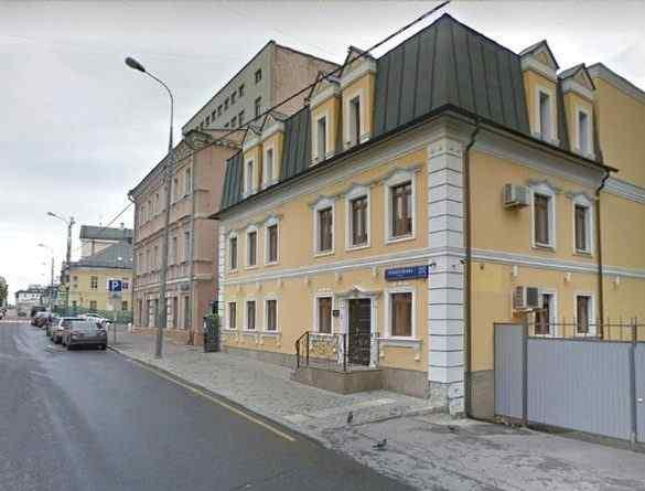 Поиск Коммерческой недвижимости 800-летия Москвы улица Аренда офиса 7 кв Краснопрудный Большой тупик