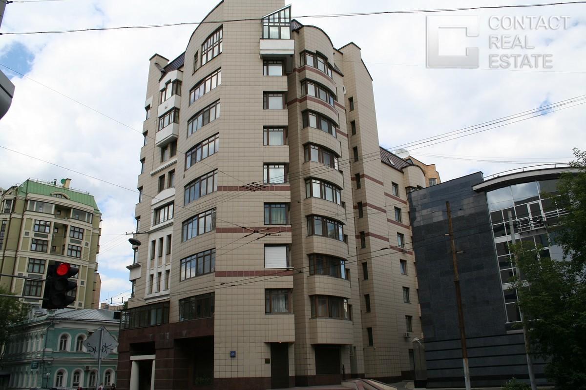 Помещение для фирмы Тверская-Ямская 3-я улица аренда офисов в орле моя реклама